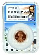 1999 S Lincoln Penny NGC PF69 RD Ultra Cameo - White House Core