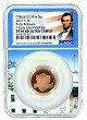 2021 S Lincoln Penny NGC PF69 Ultra Cameo - Early Releases - White House Core - Lincoln Label