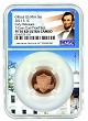 2021 S Lincoln Penny NGC PF70 Ultra Cameo - Early Releases - White House Core - Lincoln Label