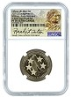 2021 S 20th Anniversary Sacagawea Dollar NGC PF70 Ultra Cameo - Early Releases - Randy Teton Hand Signed